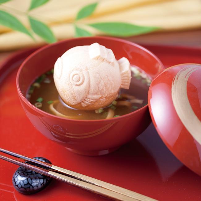 お赤飯と味噌汁 No.13